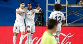 Real Madrid, Vinicius Junior ile 3 puana uzandı