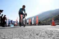 Yol Bisikleti Şampiyonası başladı