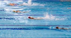 Yüzmede yeni Türkiye rekoru