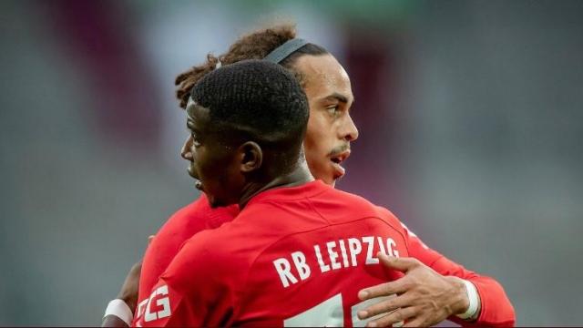 Bundesliga | Augsburg -  Leipzig (Özet)
