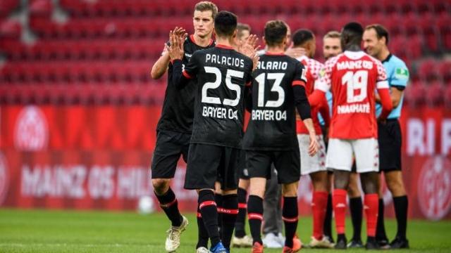 Bundesliga | Mainz - Leverkusen (Özet)