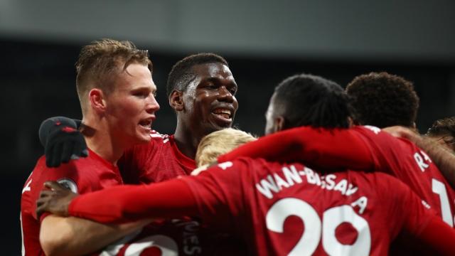 İngiltere Premier Lig   Newcastle - Manchester United (Özet)