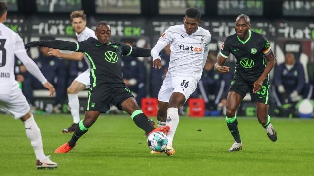 Bundesliga | Mönchengladbach - Wolfsburg (özet)