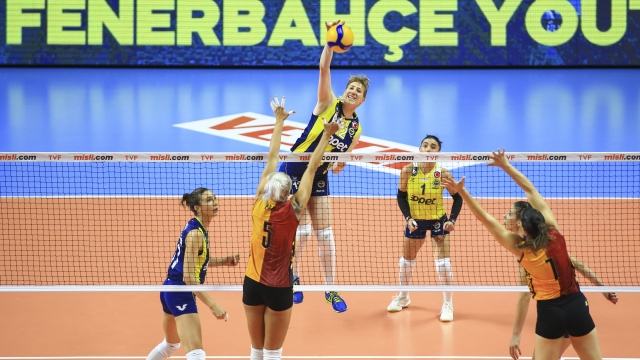 Derbide gülen taraf Fenerbahçe oldu