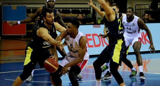 Fenerbahçe Beko Gaziantep'te kazandı - TRT Spor - Türkiye`nin güncel spor  haber kaynağı