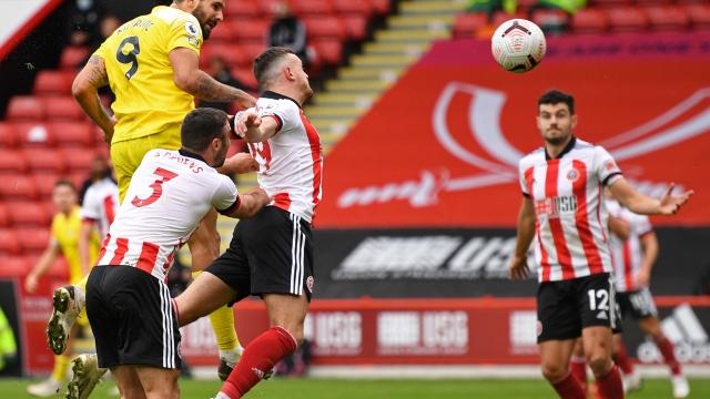 Premier Lig 5. hafta   Sheffield United - Fulham (Özet)