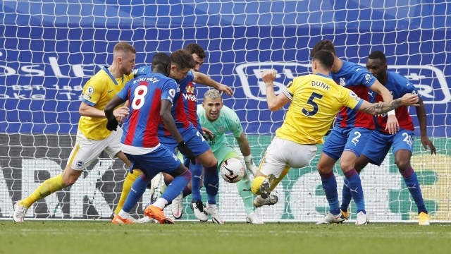 Premier Lig 5. Hafta   Crystal Palace - Brighton  (Özet)