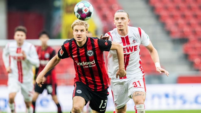 Bundesliga 4.Hafta | Köln - Frankfurt (Özet)
