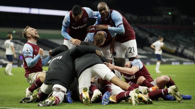 Premier Lig 5. Hafta   Tottenham - West Ham  (Özet)