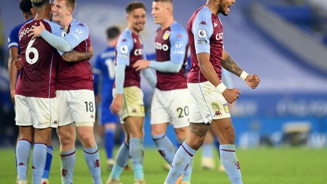 Premier Lig 5. Hafta - Leicester - Aston Villa (Özet)