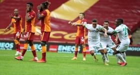 Galatasaray 3 puana hasret