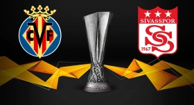 Sivasspor, Villarreal karşısında