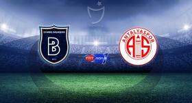 Başakşehir'in konuğu Antalyaspor