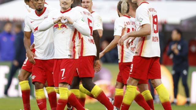 Bundesliga 5.Hafta| Leipzig - Hertha Berlin (Özet)