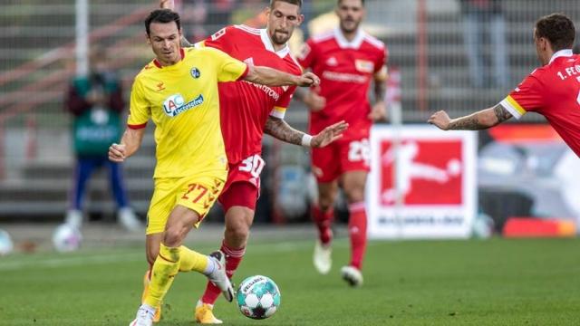 Bundesliga 5.Hafta| Union Berlin - Freiburg (Özet)