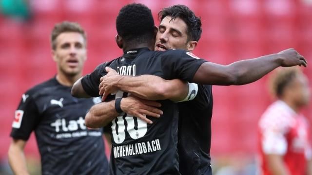 Bundesliga 5.Hafta| Mainz - Mönchengladbach (Özet)