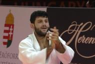 Macaristan'da judoculardan altın madalya