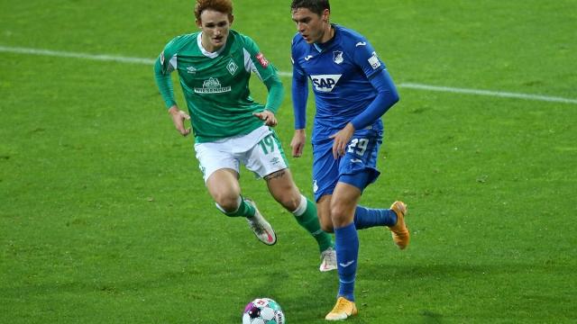 Bundesliga 5. Hafta | Werder Bremen - Hoffenheim (özet)