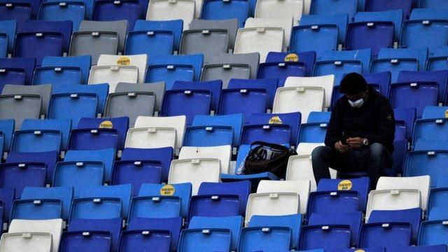 İtalya Ligi'nde seyirciye yasak geldi
