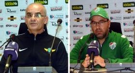 Akhisarspor-Bursaspor maçının ardından