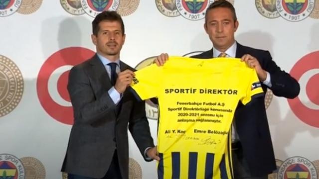 Emre Belözoğlu'nun yeni görevi belli oldu