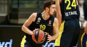 Fenerbahçe Beko İsrail deplasmanında kendine geldi