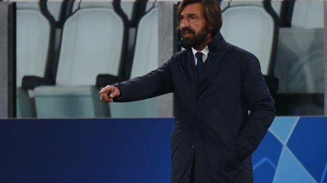 Juventus'ta Pirlo tartışılıyor