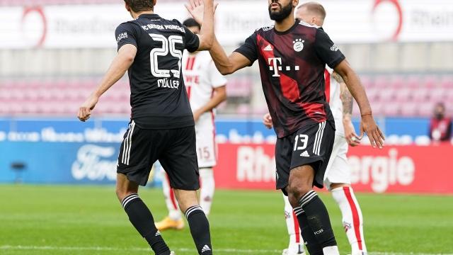 Bundesliga 6.Hafta | Köln - Bayern Münih (Özet)