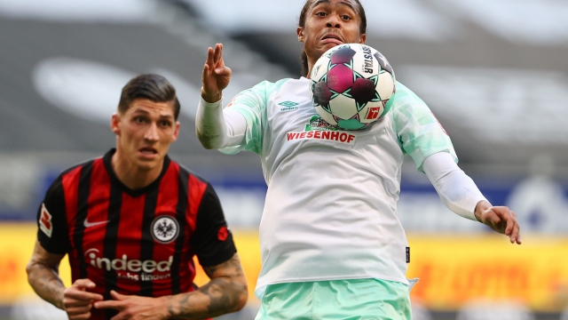 Bundesliga 6.Hafta | E. Frankfurt - W. Bremen (Özet)