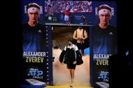 ATP Finalleri'nde görsel şölen