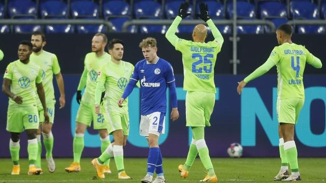 Bundesliga 8. hafta | Wolfsburg - Schalke 04 (özet)