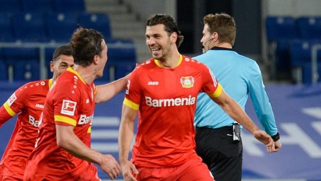 Bundesliga 8. hafta | A. Bielefeld - B. Leverkusen (özet)