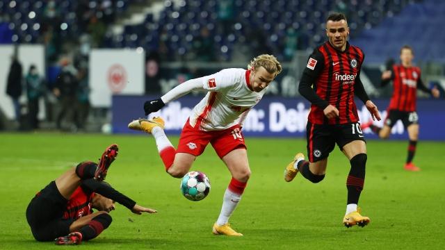 Bundesliga 8.Hafta | Frankfurt - Leipzig (Özet)