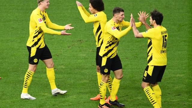 Bundesliga 8.Hafta | Hertha Berlin - Dortmund (Özet)