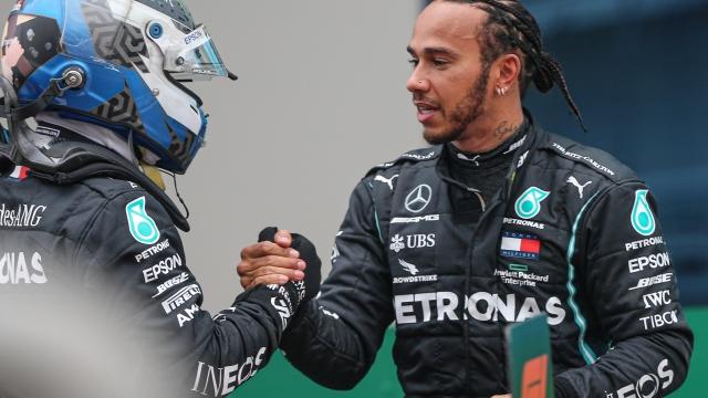 Lewis Hamilton'dan Mercedes itirafı