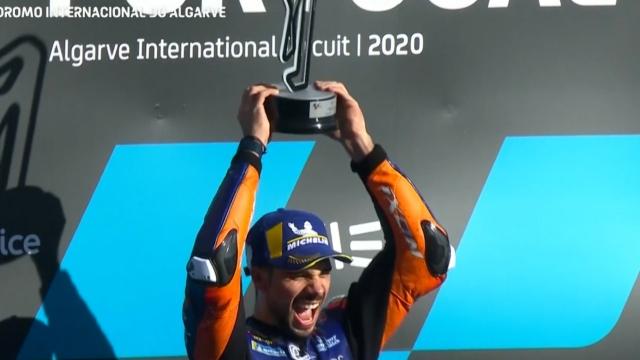 Motogp'de 2020 sezonu tamamlandı