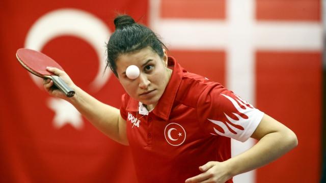 Sibel Altınkaya'nın gözü olimpiyatta