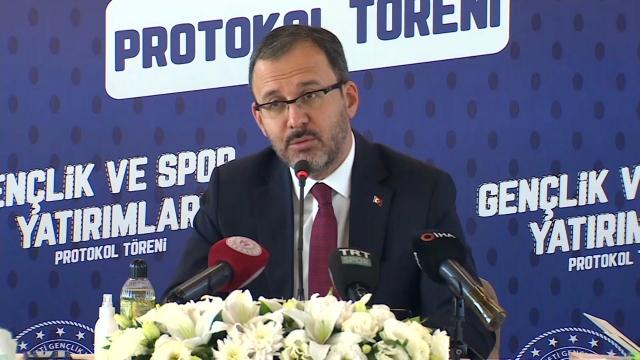 """""""Erzincan'ı marka şehri haline getirmeye kararlıyız"""""""