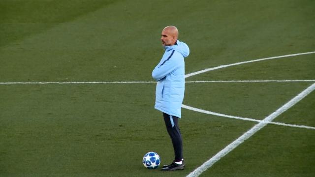 Guardiola'dan beklenti yüksek