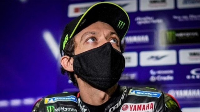 Rossi'den Yamaha'ya veda