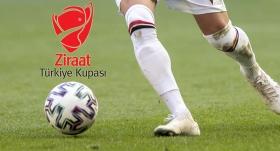 Ziraat Türkiye Kupası'nda 4. eleme turu heyecanı
