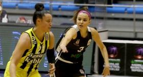 Fenerbahçe Öznur Kablo'dan galibiyet serisi