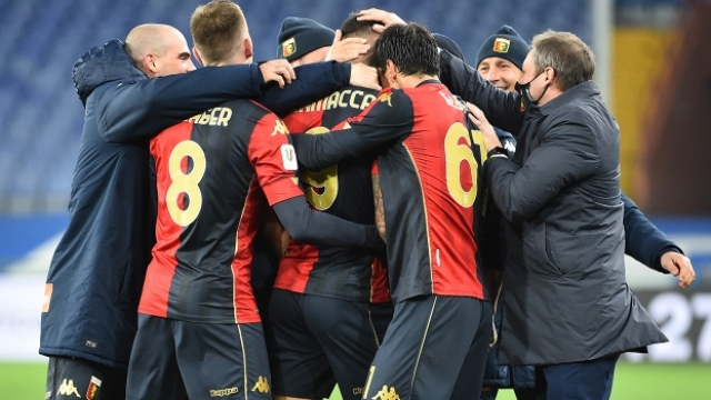 İtalya Kupası | Sampdoria - Genoa (Özet)