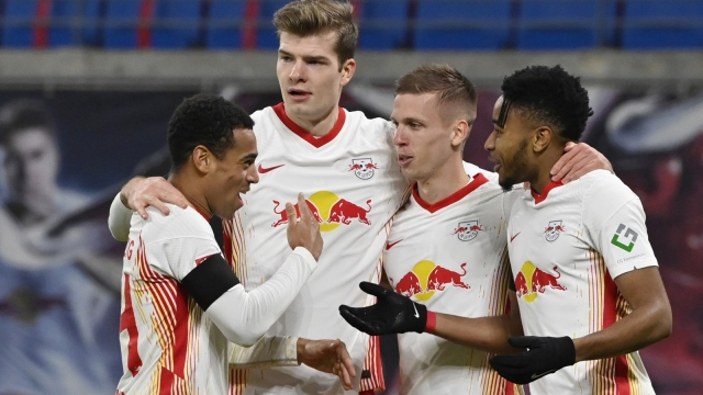 Bundesliga 9.Hafta | Leipzig - Arminia Bielefeld (Özet)