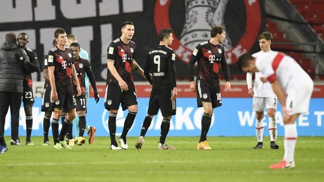 Bundesliga 9. Hafta | Stuttgart - Bayern  (Özet)