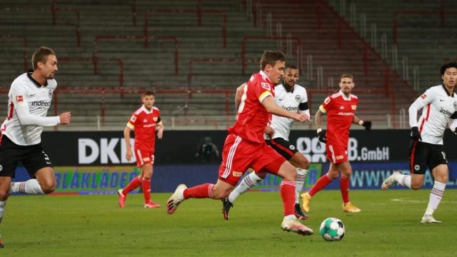 Bundesliga 9. Hafta | Union Berlin - Eintracht Frankfurt (Özet)