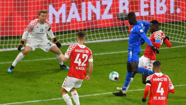 Bundesliga 9.Hafta| Mainz - Hoffenheim (Özet)