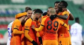 Galatasaray'da forma rekabeti