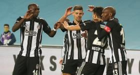 Beşiktaş, kritik virajın ilk bölümünü mutlu geçti