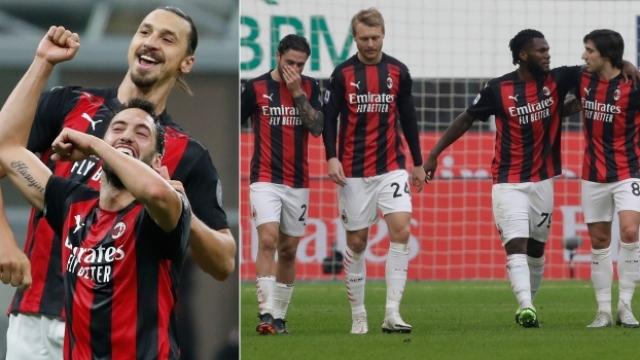 Serie A'da Milan rüzgarı
